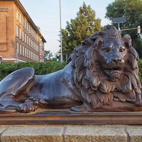 Löwe von Lübeck | Löwe vom Lübeckertor