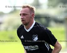 Foto: Michael Stemmer | © Michael Stemmer Datum: 5.8.2017 Fußball, Landesliga Holstein 17/18 VfR Horst gegen VFL Kellinghusen Oliver- Benjamin Kuck   (VfR Horst)