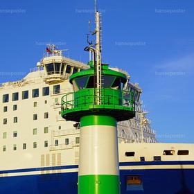 Leuchtturm mit Finnstar