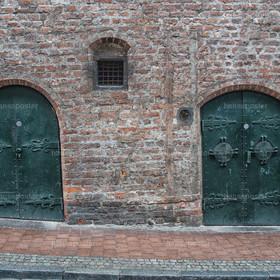 Alte Türen Lübeck