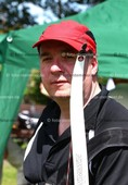 Foto: Michael Stemmer | © Michael Stemmer Bogensport, Bogenschießen, Kreismeisterschaft Bogen im Freien Datum: 11.6.2017 Dirk Carstens (TSV Holm)