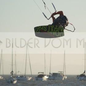 Kite Bilder vom Meer | Kitesuren Bilder San Pedro del Pinatar, Spanien
