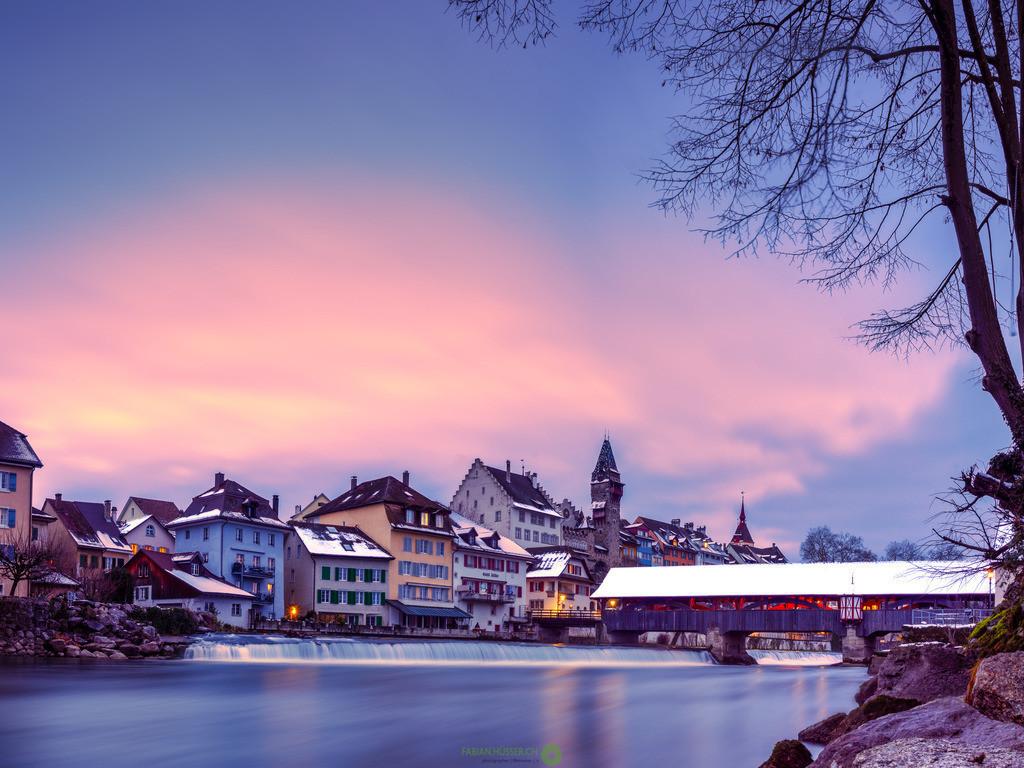 Winter | Stadt Bremgarten AG/CH
