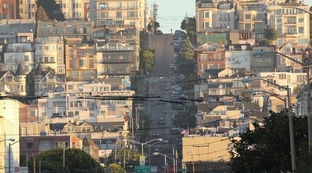 Streets of San Francsisco