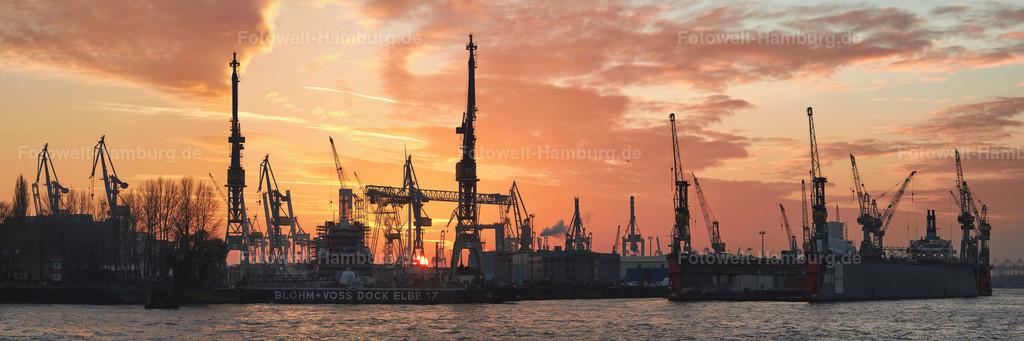 11690004 - Sonnenuntergang am Dock Elbe 17