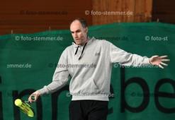 Foto: Michael Stemmer | © Michael Stemmer Tennis, Männer40, Regionalliga Nord Datum: 12.11.2016 Mark Gienke   (Pinneberger TC)