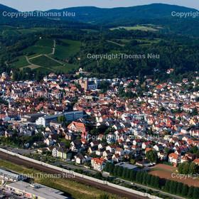 Bensheim_Luftbild | Bensheim,Luftbild, ,, Bild: Thomas Neu