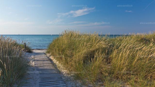 Strand Bottsand bei Kiel