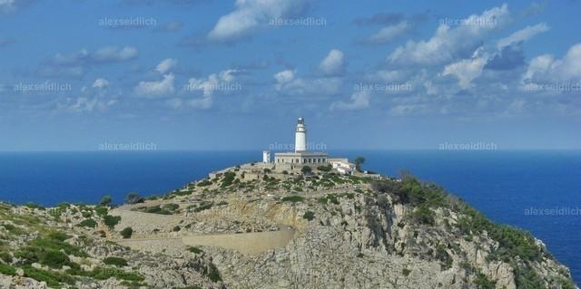 Faro Cap Formentor_ Mallorca