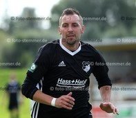 Foto: Michael Stemmer | © Michael Stemmer Datum: 5.8.2017 Fußball, Landesliga Holstein 17/18 VfR Horst gegen VFL Kellinghusen Artur Frost  (VfR Horst)