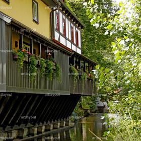 Erfurt | Haus am Fluss