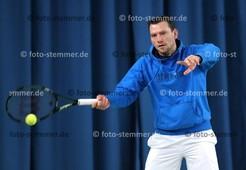 Foto: Michael Stemmer | © Michael Stemmer Tennis Datum: 20.2.2016 Björn Keller  (TV Uetersen)