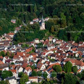 Auerbach_Luftbild | Bensheim,Auerbach, Luftbild, ,, Bild: Thomas Neu