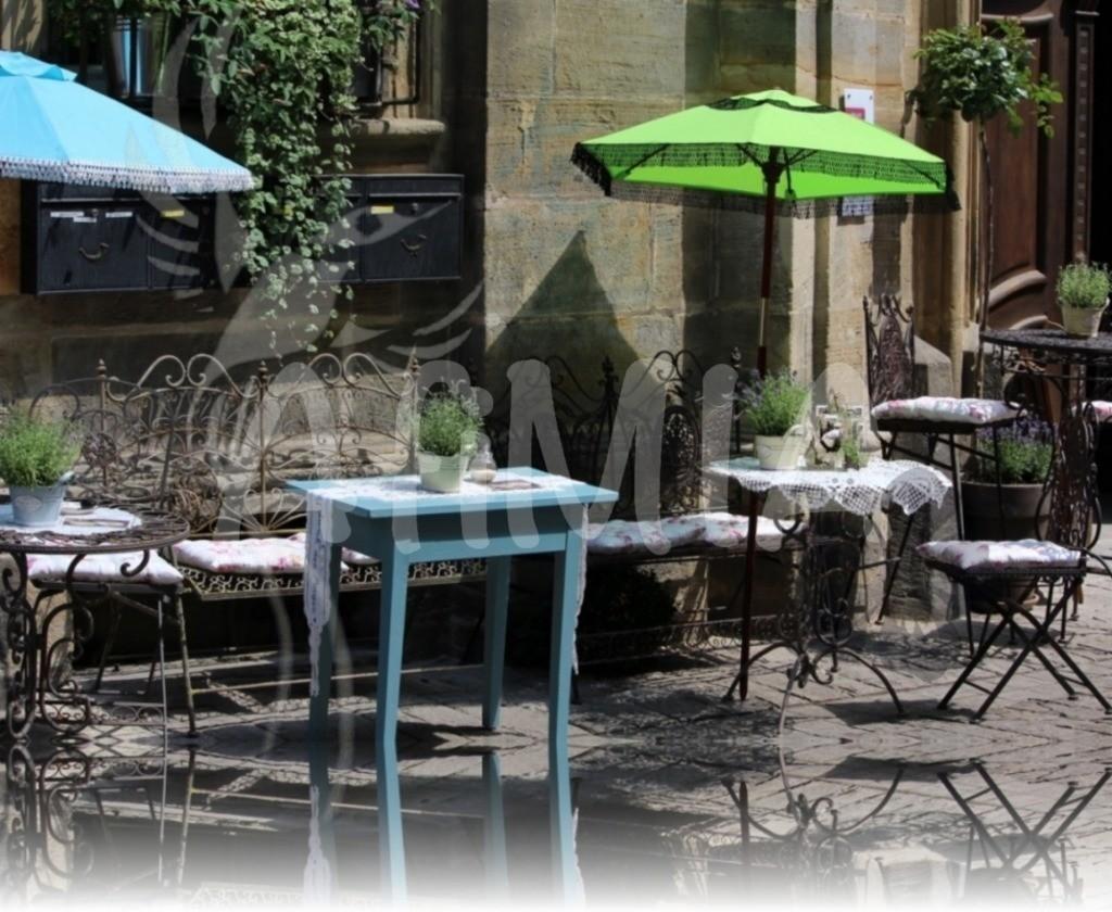 Bild des Monats Juni 2019 | Ein Café in Bamberg