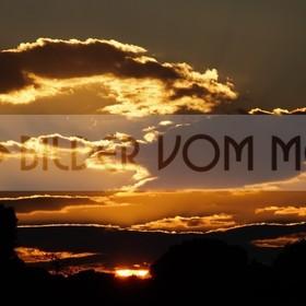 Bilder Sonnenuntergang | Die letzten Minuten