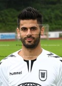 Foto: Michael Stemmer | © Michael Stemmer Datum: 16.7.2017 Fußball, Fußball, Sonderheft, Beilage Moslehe Ali    (TSV Wedel)