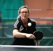 Foto: Michael Stemmer | © Michael Stemmer Tischtennis, Kreismeisterschaften Datum: 5.11.2017 Anna Ziarko (TSV Uetersen)