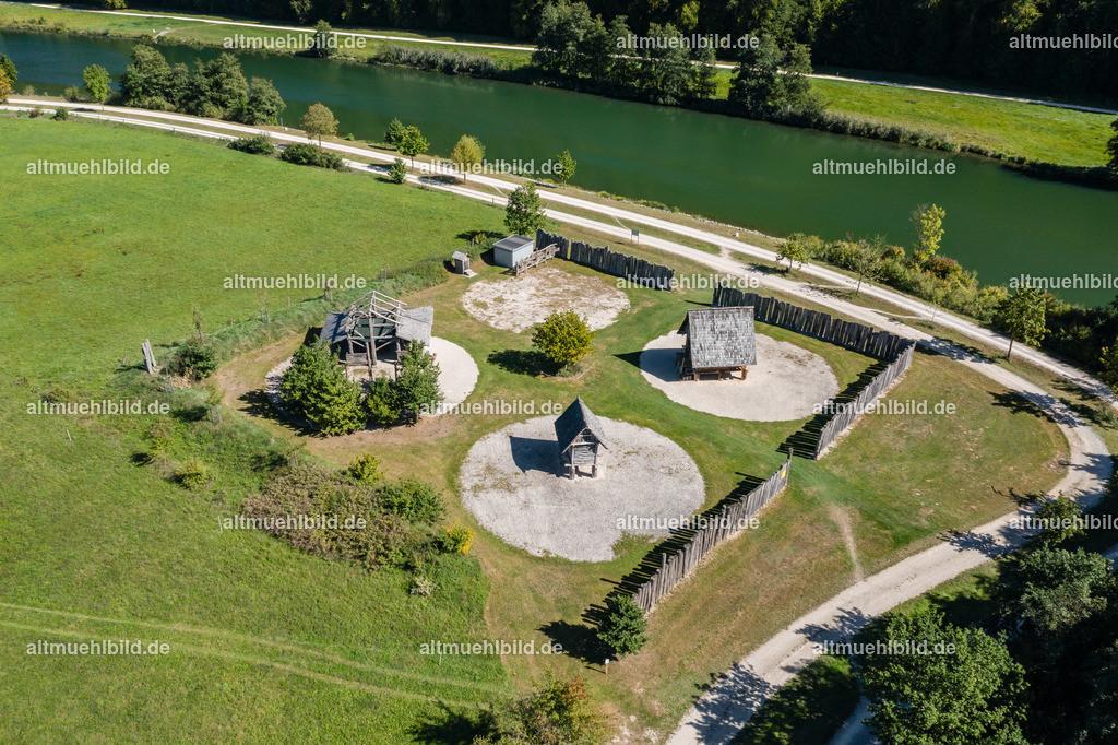 Keltendorf | Keltendorf im Archäologiepark Altmühltal
