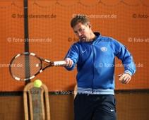 Foto: Michael Stemmer | © Michael Stemmer Tennis, Männer40, Regionalliga Nord Datum: 12.11.2016 Ole Rohlfs   (Pinneberger TC)