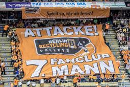 2016_0084_BLM_Finale3_BRVolleysFriedrichshafen | Fangblock 7. Mann mit Fahne