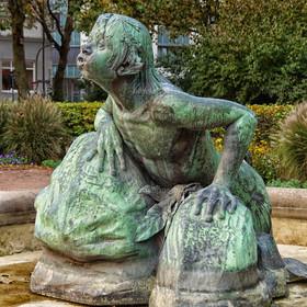 Figur Stuhlmannsbrunnen