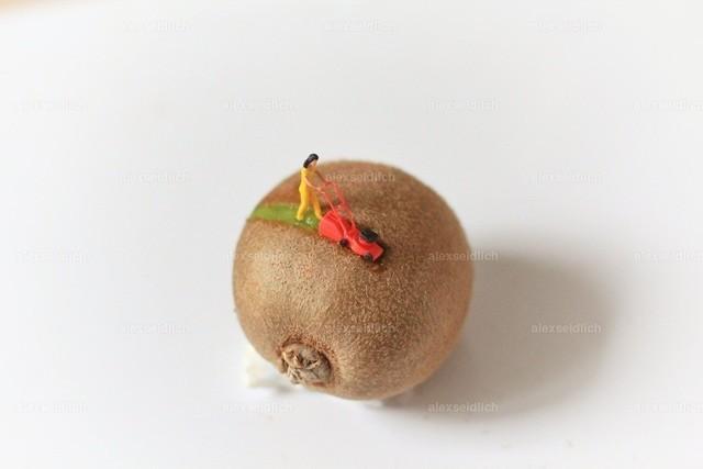 Kiwi mähen