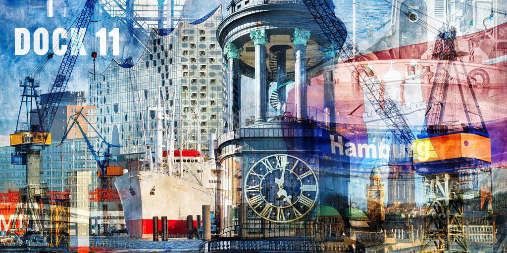11998976 - Hamburg Collage 011