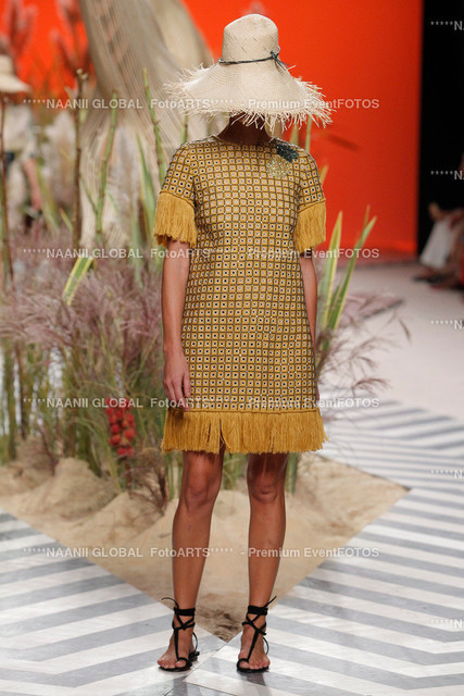 Mercedes Benz Fashion Week Madrid, 09.2016, primavera/verano 2017