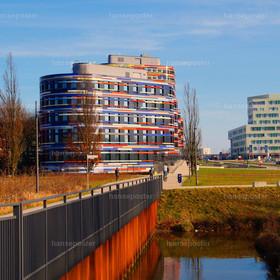 Moderne Architektur Wilhelmsburg 2