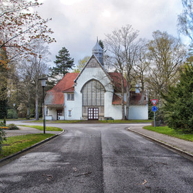 Friedhof Ohlsdorf Kapelle 6