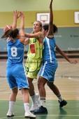 Foto: Michael Stemmer | © Michael Stemmer Basketball Datum: 8.10.2017 Spiel: Damen SC Rist gegen BC Rendsburg Matilda Schmalisch   (SC Rist)