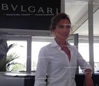 BVLGARI, Sotogrande 2015, Model NIEVES ALVAREZ