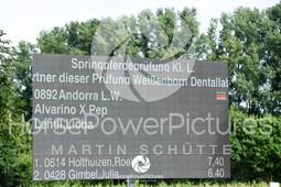 Asperden-Kessel - Prüfung 39-0855