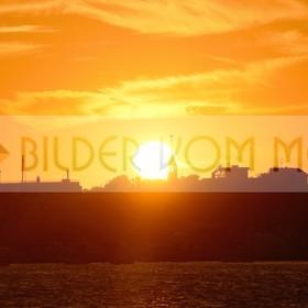 Bilder Sonnenuntergang | Sonnenuntergang Bilder, Mar Menor, Spanien