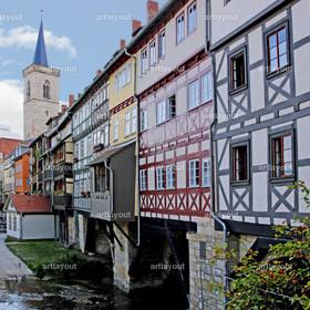 Erfurt | Krämerbrücke