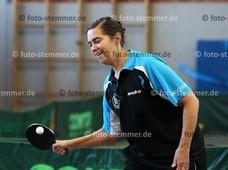 Foto: Michael Stemmer | © Michael Stemmer Tischtennis, Verbandsoberliga Nord, Frauen Datum: 27.11.2016 Karin Schmidt   (TuS Esingen)