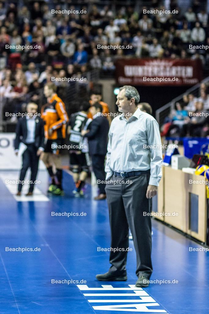 2016_132_BLM_BRVolleys-Netzhoppers | Mirko Culic (Netzhoppers Trainer)
