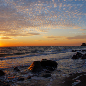 Sonnenaufgang Fehmarn Küste 2