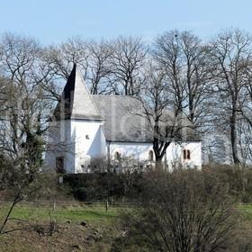 Weinfelder Kapelle am Totenmaar | Die Weinfelder Kapelle am Weinfelder Maar (auch Totenmaar genannt)