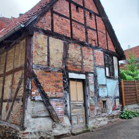 altes Fachwerkhaus Rinteln HDR