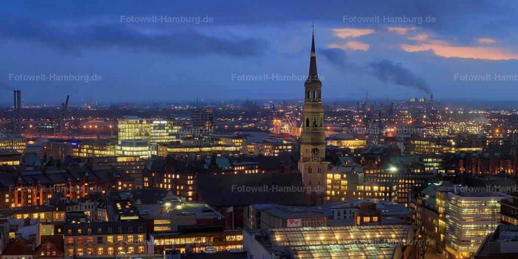 11432483 - Blick auf die Katharinenkirche