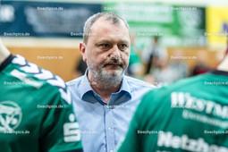 2016_037_BLM_Netzhoppers-Lüneburg | Trainer Mirko Culic (Netzhoppers Trainer)