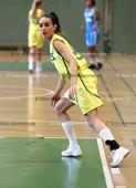 Foto: Michael Stemmer | © Michael Stemmer Basketball Datum: 8.10.2017 Spiel: Damen SC Rist gegen BC Rendsburg Luisa Garsoffky- Strey   (SC Rist)
