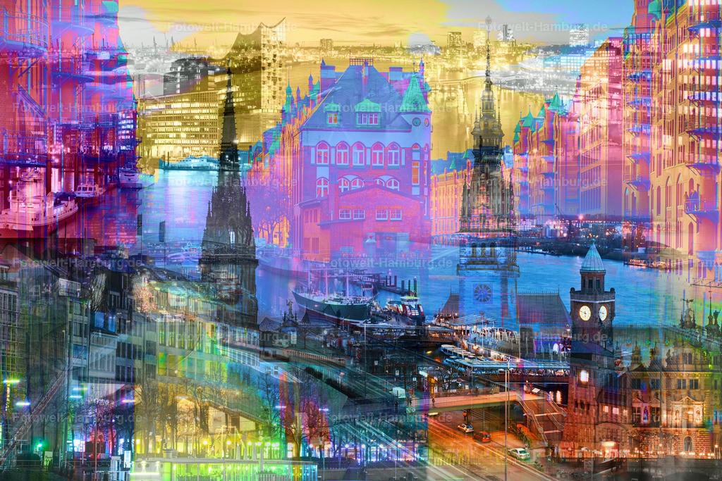 11983283 - Hamburg Collage VIII