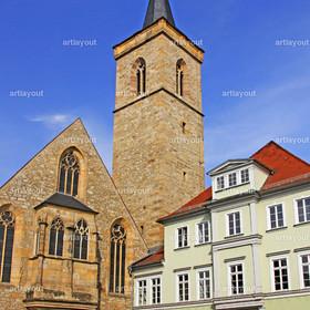 Erfurt | Ägidenkirche