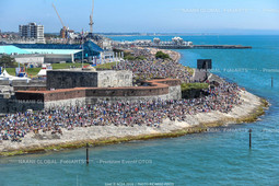The Louis Vuitton America's Cup World Series in Portsmouth | 23/07/16 - Portsmouth (UK) - 35th America's Cup 2017 - Louis Vuitton America's Cup World Series Portsmouth