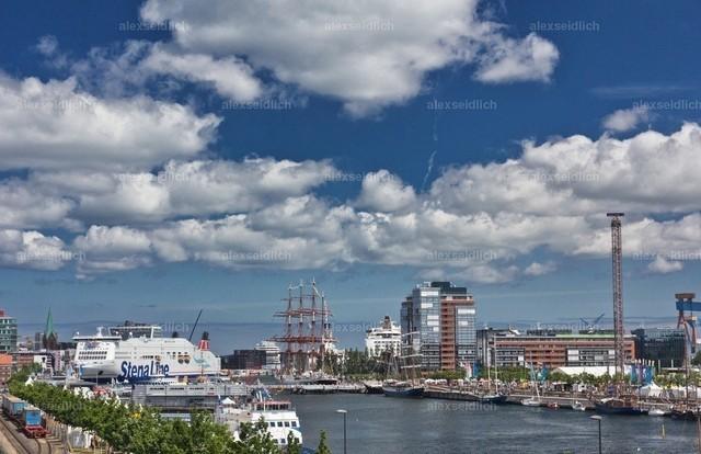 Kiel zur Kieler Woche