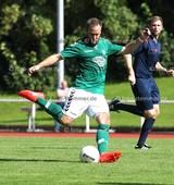 Foto: Michael Stemmer | © Michael Stemmer Fußball, Oberliga- Hamburg, Saison 2017- 2018 Datum: 27.8.2017 Spiel: TSV Wedel gegen TuS Osdorf Marcus Richter   (TSV Wedel)