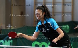 Foto: Michael Stemmer | © Michael Stemmer Tischtennis, Verbandsoberliga Nord, Frauen Datum: 27.11.2016 Esra Merdim   (TuS Esingen)