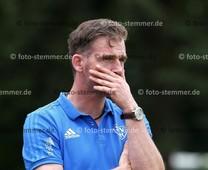 Foto: Michael Stemmer | © Michael Stemmer Fußball Landes- Liga Hammonia Saison 2017_ 2018 Datum: 13.8.2017 Spiel: SVHR gegen Inter Hamburg Trainer Heiko Barthel  (SVHR)